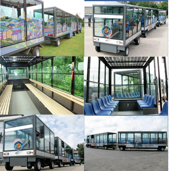 Tren Eléctrico Gran Turismo.